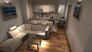 Porządne projektowanie mieszkalnych wnętrz